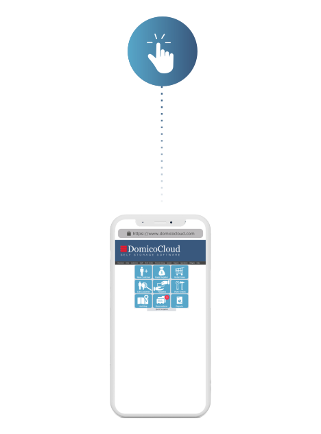 domicocloud is mobile-enabled