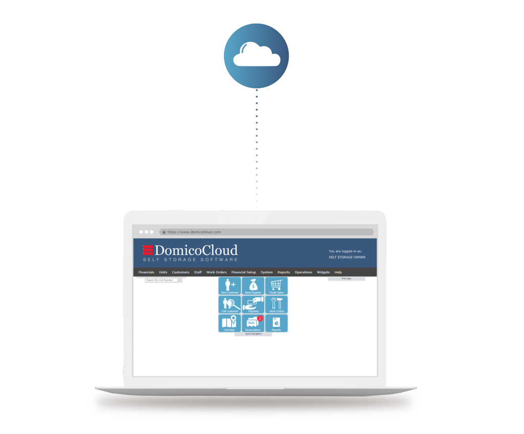 domicocloud true cloud software
