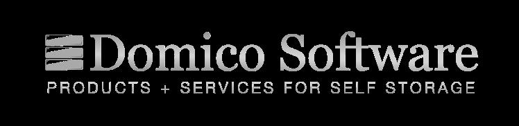 Domico Software grey logo